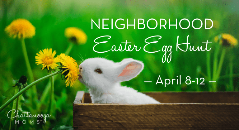 Chattanooga Moms Neighborhood Easter Egg Hunt