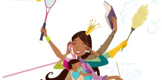 Changing Positions: A Working Mom's Love for the SAHM