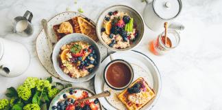 The Wonderful World of Breakfast Foods