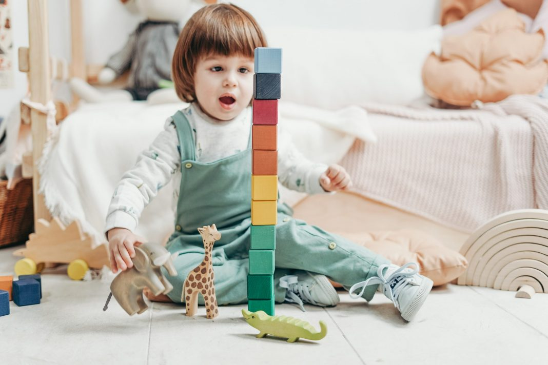 Independent Playtime & Activities for Toddlers