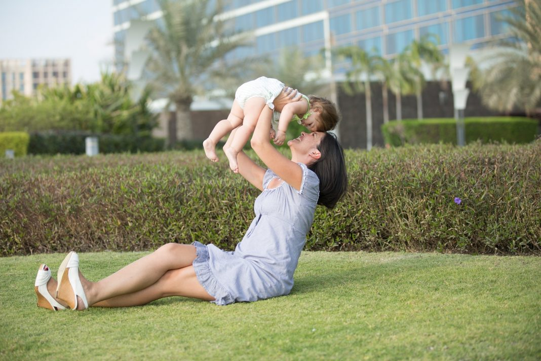 Playing With Your Kids: Is it Enough?