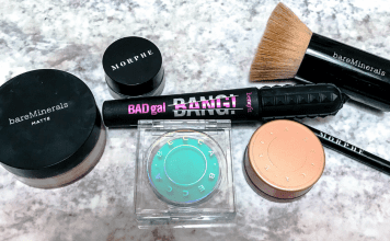 This Busy Mom's 3-Minute Makeup Routine