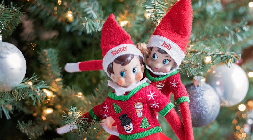 60 Easy Ideas for Your Elf on the Shelf