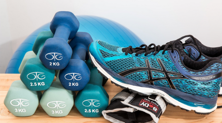 Working Out at Home with Obé Fitness