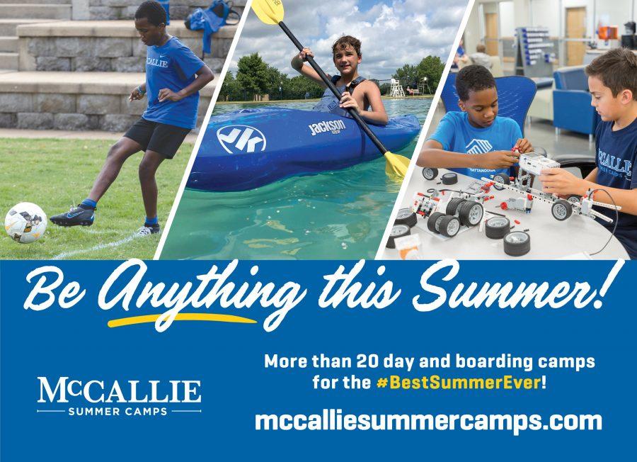 McCallie Summer Camps