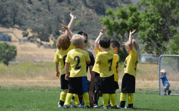 For the Love of the Game: Letting Your Kids Love Sports
