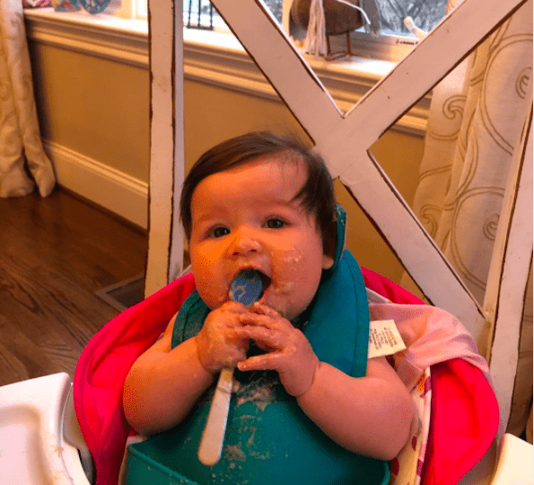 Starting Solids: Hacks and Tips