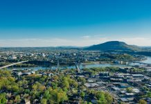 Chattanooga Rooftop Restaurants and Bars
