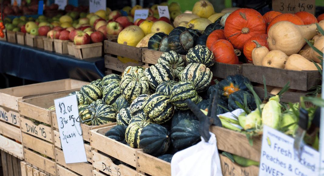 Chattanooga Area Farmers' Markets